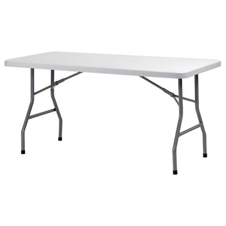 Table rectangulaire 150/75 cm