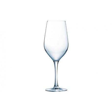 Verre à vin rouge-eau 45cl - Minéral