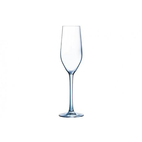 Flute à champagne 16cl - Minéral