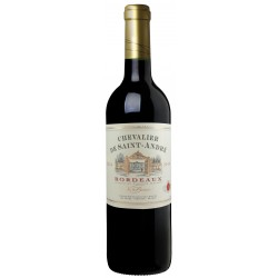 Chevalier de Saint-André Bordeaux rouge 75cl