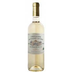 Chevalier de Saint-André Bordeaux blanc 75cl