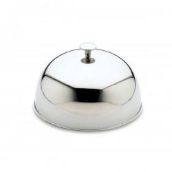Cloche inox pour assiette 31cm