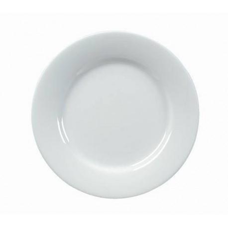 Assiette plate ronde 17cm