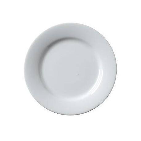 Assiette plate ronde 23cm